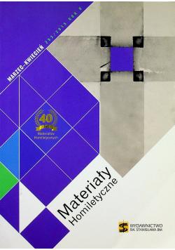 Materiały Homiletyczne Nr 293