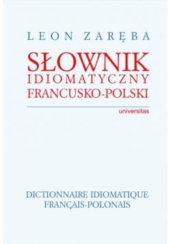 Słownik idiomatyczny francusko polski