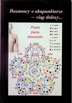 Rozmowy o akupunkturze ciąg dalszy