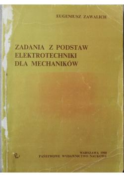 Zadania z podstaw elektrotechniki dla mechaników