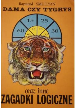 Dama czy tygrys oraz inne zagadki logiczne