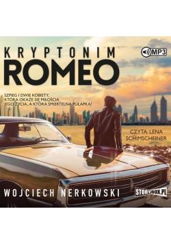 Kryptonim Romeo audiobook