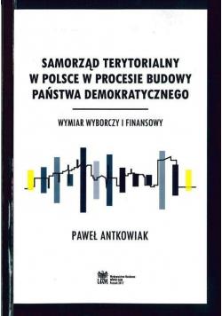Samorząd terytorialny w Polsce w procesie...