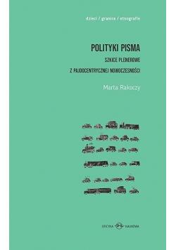 Polityki pisma