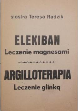 Elekiban leczenie magnesmi Argilloterapia leczenie glinką