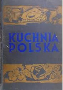 Kuchnia polska 1934 r.