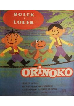 Bolek i Lolek Orinoko