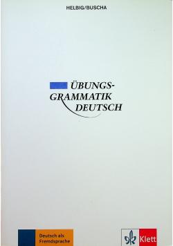 Ubungsgrammatik Deutsch LEKTORKLETT