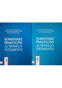 Komentarz praktyczny do Nowego Testamentu 2 tomy