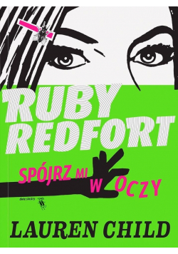 Ruby Redfort Spójrz mi w oczy