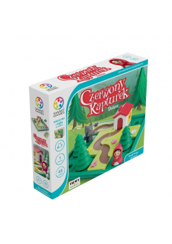Smart Games Czerwony Kapturek (PL) IUVI Games
