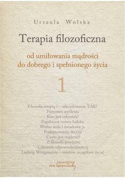 Terapia filozoficzna T.1
