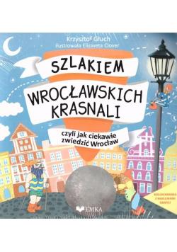 Szlakiem wrocławskich krasnali + kolorowanka