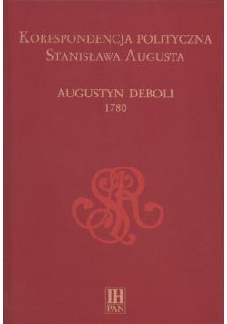 Korespondencja polityczna Stanisława Augusta