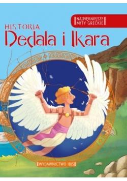 Najpiękniejsze mity greckie. Historia Dedala i Ika