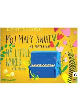 Mój mały świat na fortepian