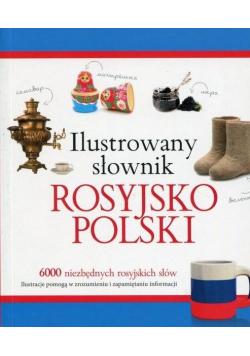 Ilustrowany słownik rosyjsko - polski