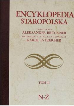 Encyklopedia Staropolska Tom II