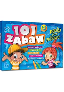 101 zabaw - nauka przez zabawę GREG