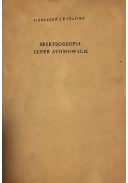 Spektroskopia jąder atomowych