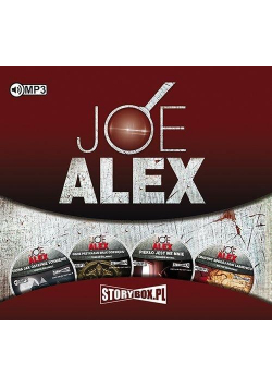 Pakiet: Joe Alex cz.2 audiobook