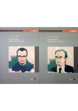 Dzieje literatury pozbawionej sankcji Vol I i II