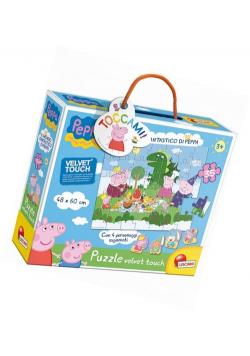 Peppa Pig Velvet touch Fairy Land