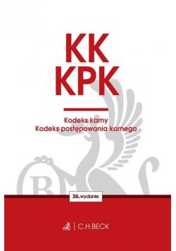 Kodeks karny Kodeks postępowania karnego Edycja Prokuratorska
