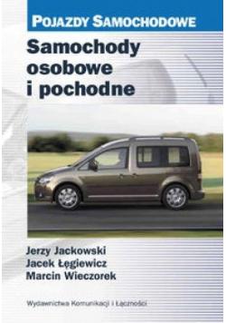 Samochody osobowe i pochodne