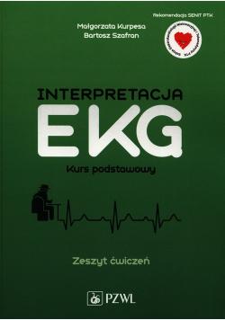 Interpretacja EKG Kurs podstawowy Zeszyt ćwiczeń