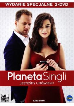 Planeta Singli. Wydanie specjalne (2 DVD)