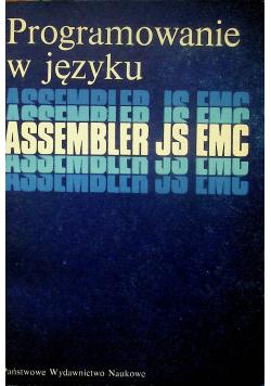 Programowanie w języku ASSEMBLER JS EMC