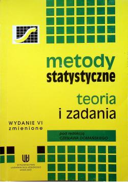 Metody statystyczne teoria i zadania