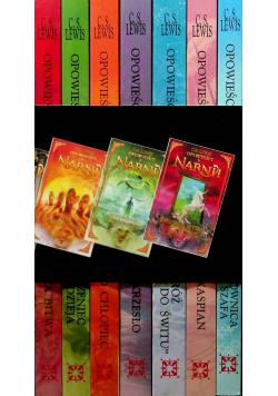 Opowieści z Narnii tom 1 do 7