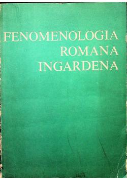 Fenomenologia Romana Ingardena