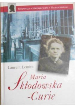 Maria Sklodowska - Curie