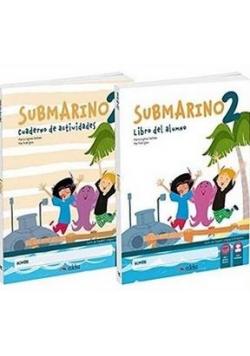 Submarino 2 podręcznik + ćwiczenia + online