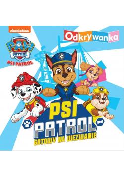 Psi Patrol. Odkrywanka. Psi Patrol gotowy...