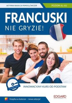 Francuski nie gryzie Nowa edycja + płyta CD