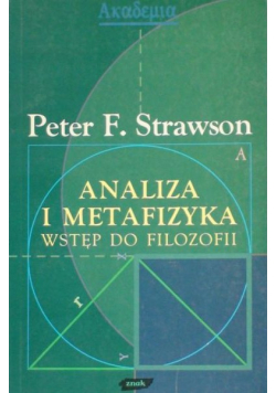 Analiza i metafizyka