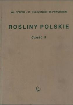 Rośliny Polskie część II