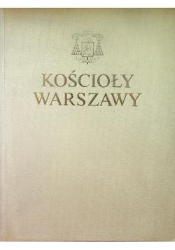 Kościoły Warszawy