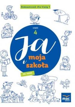 Ja i Moja Szkoła na nowo. Domowniczek SP 1 cz.4