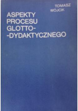 Aspekty procesu glottodydaktycznego
