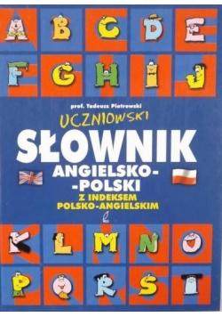 Uczniowski słownik angielsko - polski