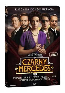 Czarny Mercedes DVD