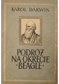 Podróż na okręcie Beagle