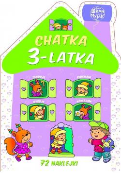 Chatka 3-latka
