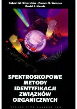 Spektroskopowe metody identyfikacji związków organicznych