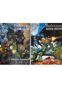 Batman Sędzia Dredd Część I i II